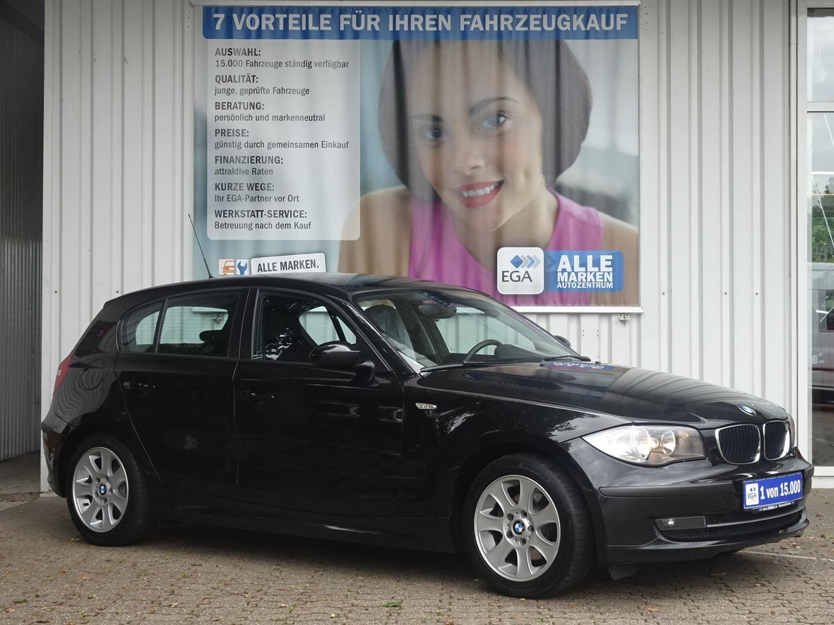 BMW 118d KLIMAAUTOMATIC S-HEIZUNG ALU BC